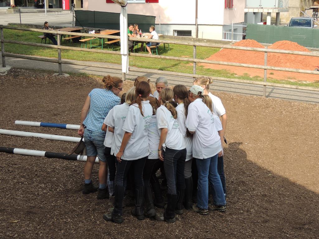 Pferdehof-Sonneschyn Unsere Helfer
