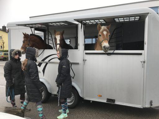 Ponyreiten 2017
