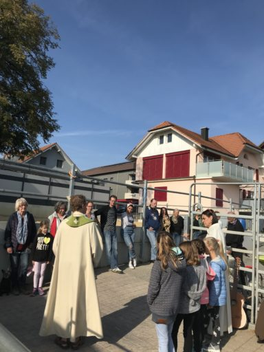 Tiersegnung 2018